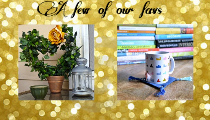 a few of our favsDIY