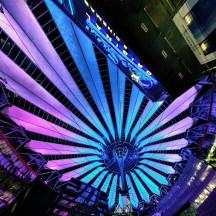 Alexanderplatz 3 (Sony Center): Google Camera nagylátószög technika, 30.000 EUR.