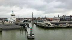 Harlingen - innen indulsz hajóval Vlielandra
