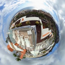 Planet hotel!