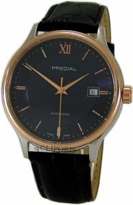 Predial Automatic dresswatch bicolor
