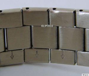 Metall Uhrenarmband Innenansicht