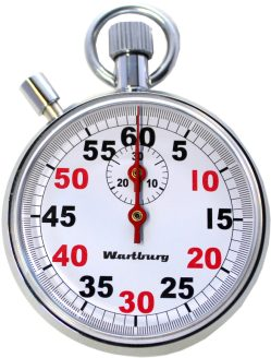 Wartburg mechanische 30min Stoppuhr