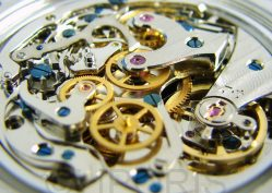 GeMatic mechanischer Schaltrad-Chronograph