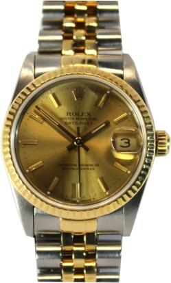 Rolex Oyster Perpetual Damenuhr