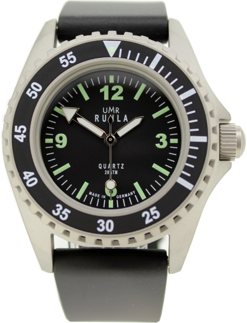 UMR RUHLA Kampfschwimmer Uhr 13-01 NVA Replika 3 mit original Kaliber 13