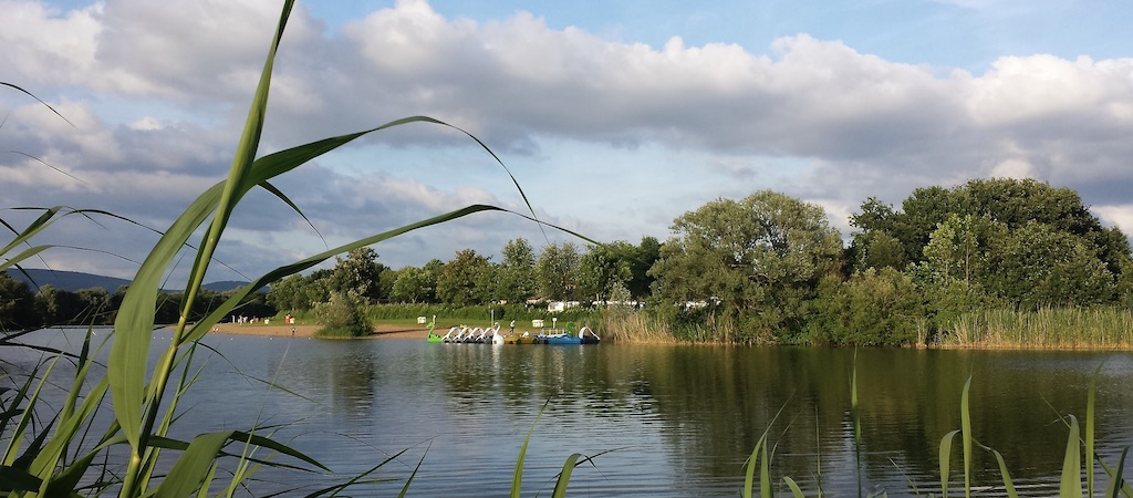 Stemmer See in Kalletal-Varenholz