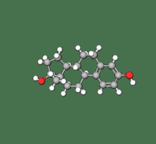 Estradiol (nascent estrogen)