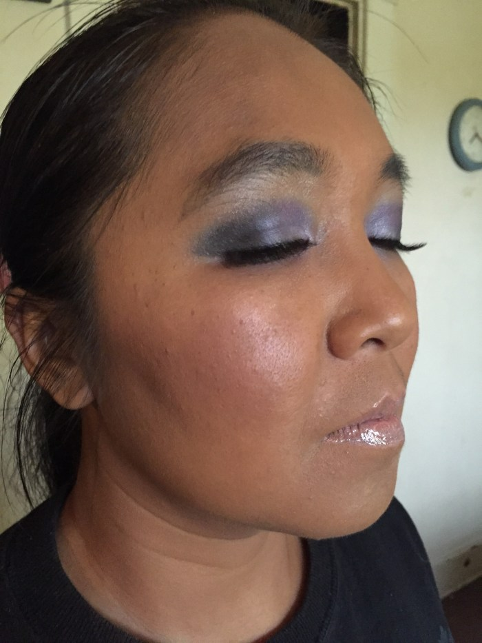 Beautiful Asian Bride [University of Makeup Imitation] L&R Face Chart #B-L-75