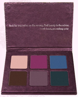 Backstage eyeshadow palette
