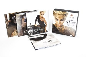 Limited edition House of Dereon Tattoo with Beyonce and TEMPTU