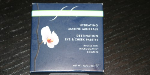 Sue Devitt Hydrating Marine Minerals Destination Eye & Cheek Palette - Beausoleil