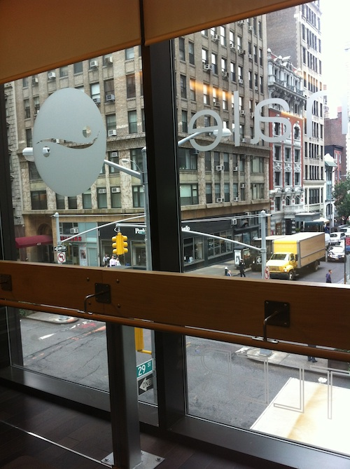 Core Fusion at Exhale Spa in Hotel Gansevoort in New York City