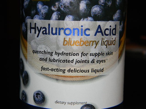 NeoCell Blueberry Hyaluronic Acid Liquid