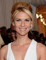 Claire Danes makeup look at the Met Gala 2012