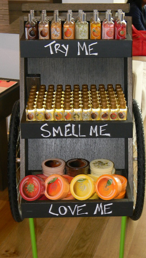 Cruelty free beauty brand, The Body Shop new pulse stores