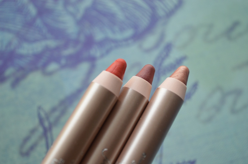 Jane Iredale: PlayOn Lip Crayon in Saucy, Luscious and Blissful