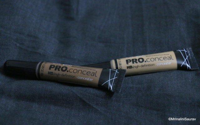 L.A. Girl Pro HD Concealer Warm Beige Espresso Review