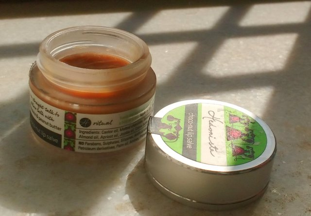 Hedonista Choco-Nut Lip Salve | Review