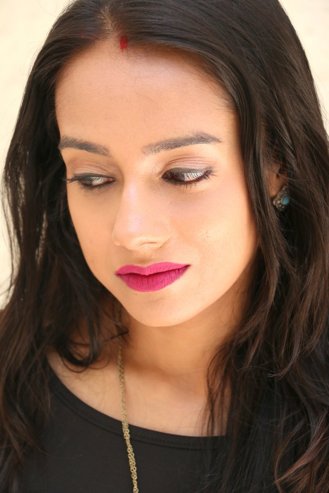 Wet n Wild MegaLast Liquid Catsuit Matte Lipstick - Nice To Fuchsia | Review and Swatches