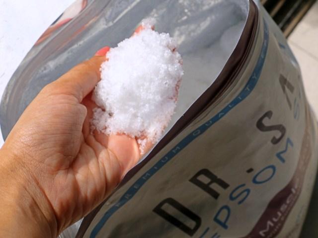 Ryaal Dr. Salt Epsom Salt Muscle Soak | Review
