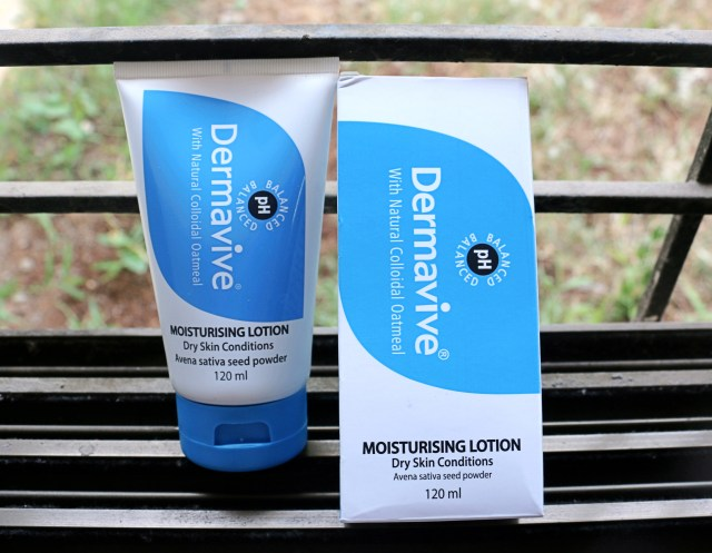 Dermavive Moisturising Lotion with Natural Colloidal Oatmeal | Review