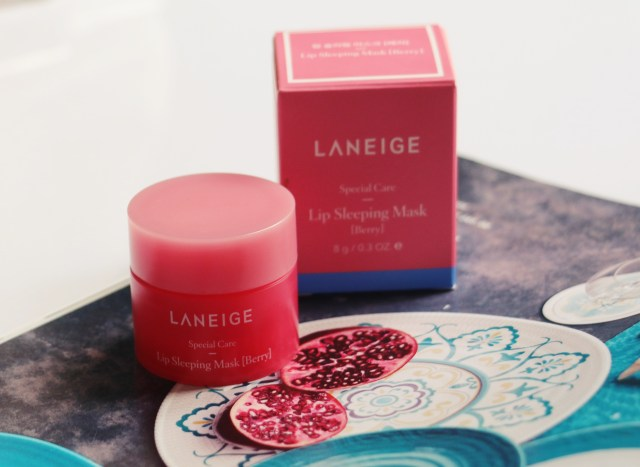 Laneige Lip Sleeping Mask | Review