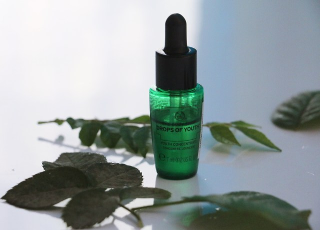 The Body Shop Drops Of Youth Concentrate | Review