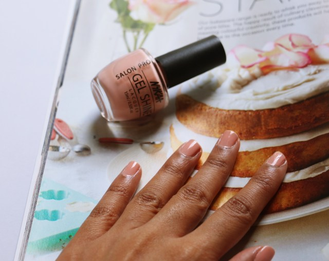 Nykaa Salon Shine Gel Nail Lacquer - San Fran Mood (209) | Review and Swatches