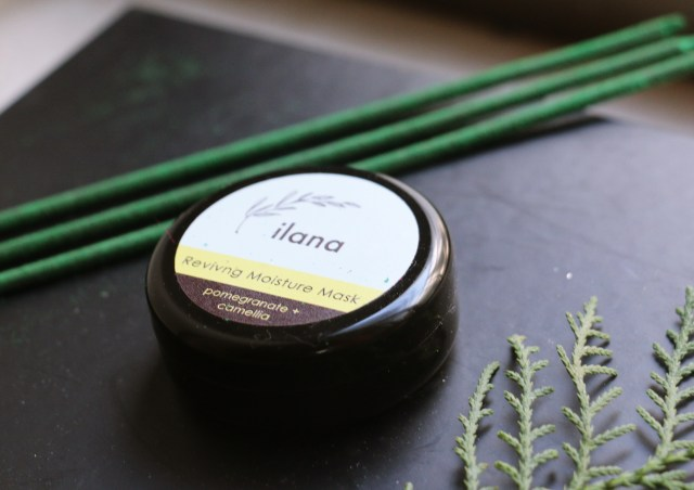 Ilana Organics Reviving Moisture Mask | Review