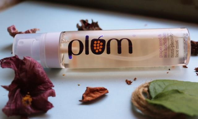 Plum Grape Seed & Sea Buckthorn Nutri-plenish Face Mist | Review