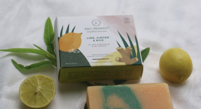 Juicy Chemistry Skincare Review |Organic Face Mask | Organic Soap
