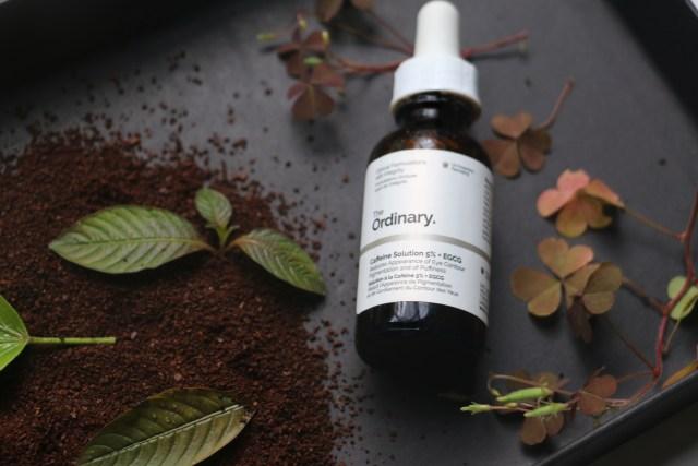 The Ordinary Caffeine Solution 5% + EGCG | Eye Serum | Review