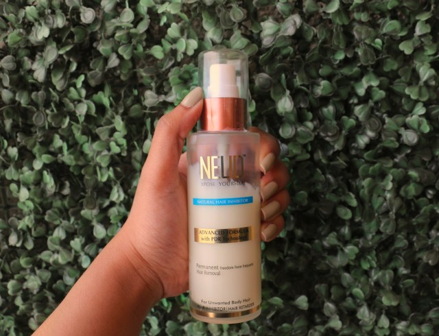 Neud Natural Hair Inhibitor | Review