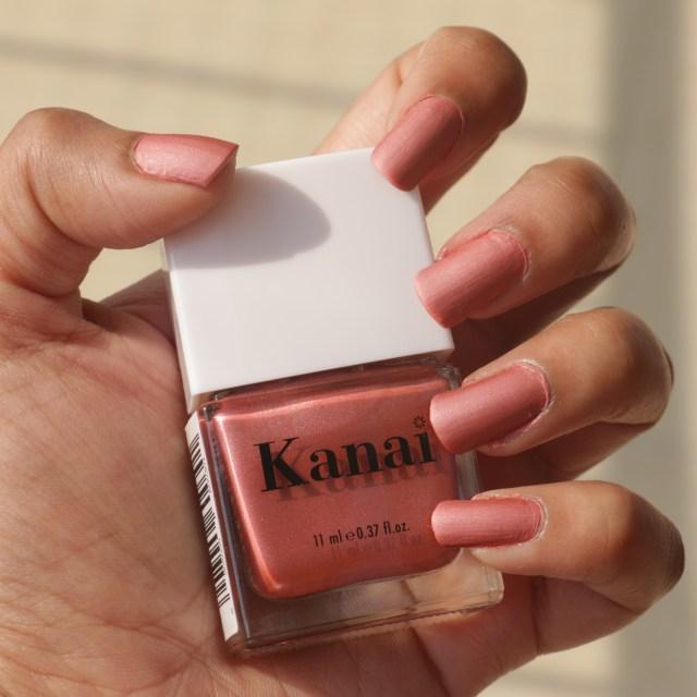 Kanai Organics Nail Paint - Drama Queen
