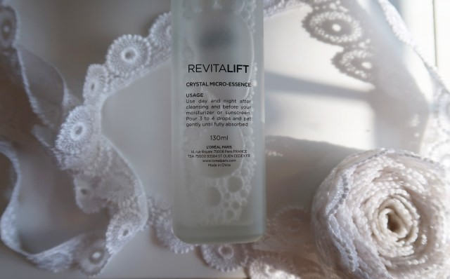 Loreal Paris Revitalift Crystal Micro-Essence