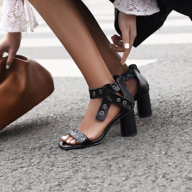 Sandals by FeSSShoe