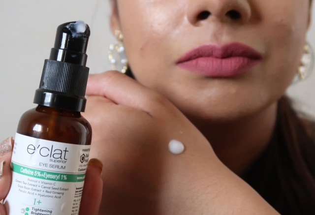 Eclat Eye Serum | Review