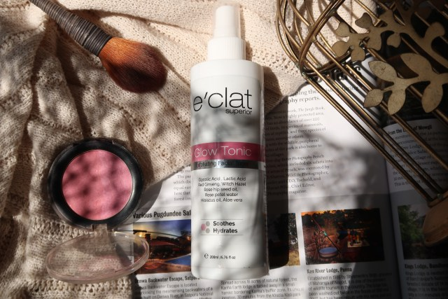 Eclat Glow Tonic Exfoliating Toner | Review