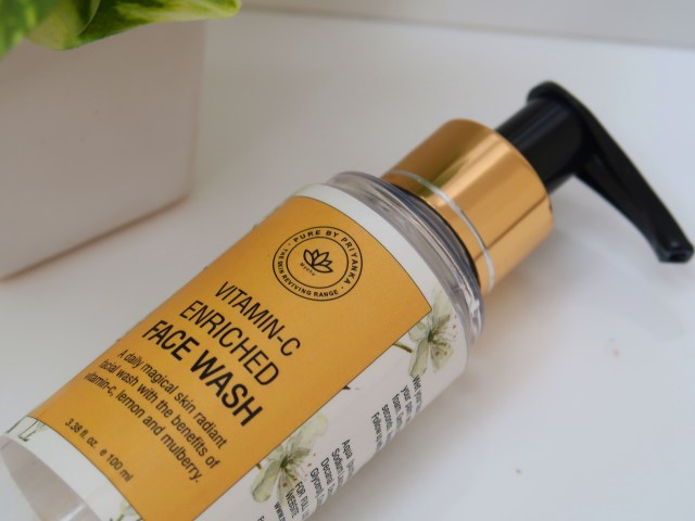 Pure By Priyanka Vitamin C Face Wash