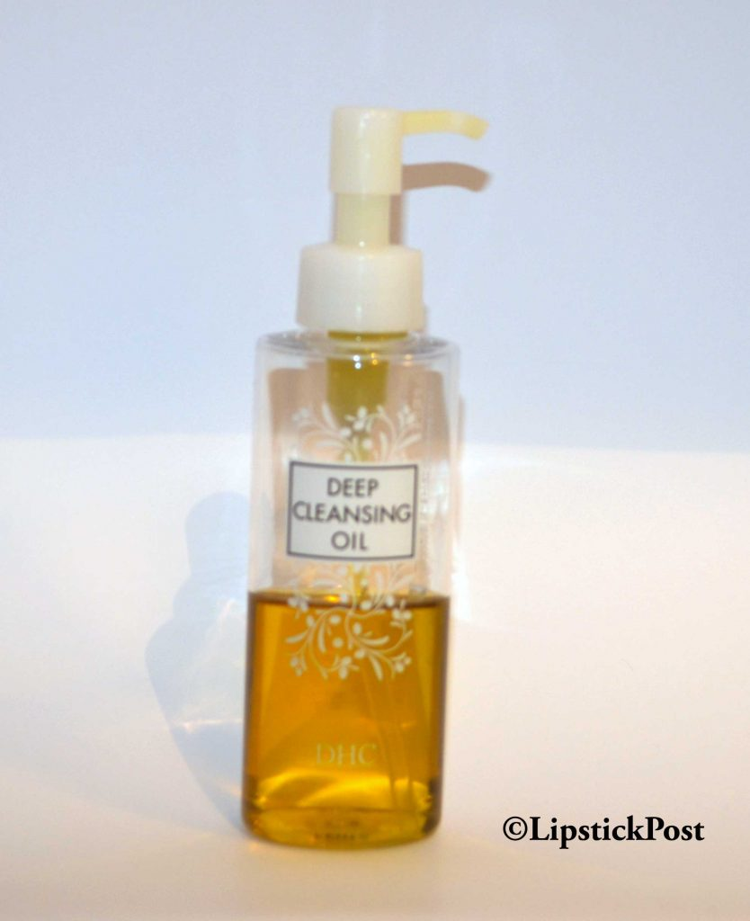 Deep Cleansing Oil della DHC