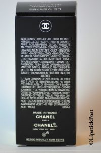 INCI-Chanel-Mariniere