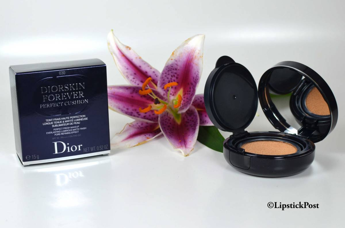 Review: Diorskin Forever Perfect Cushion