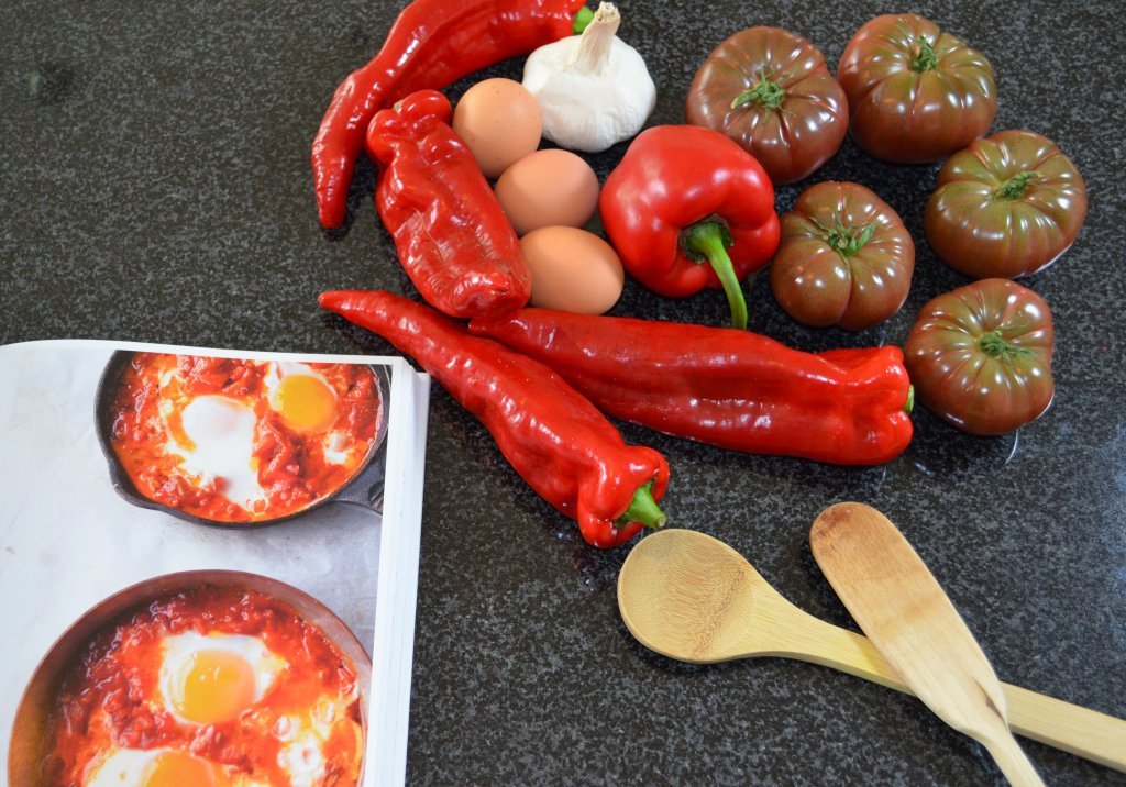 Ingredienti Shakshuka