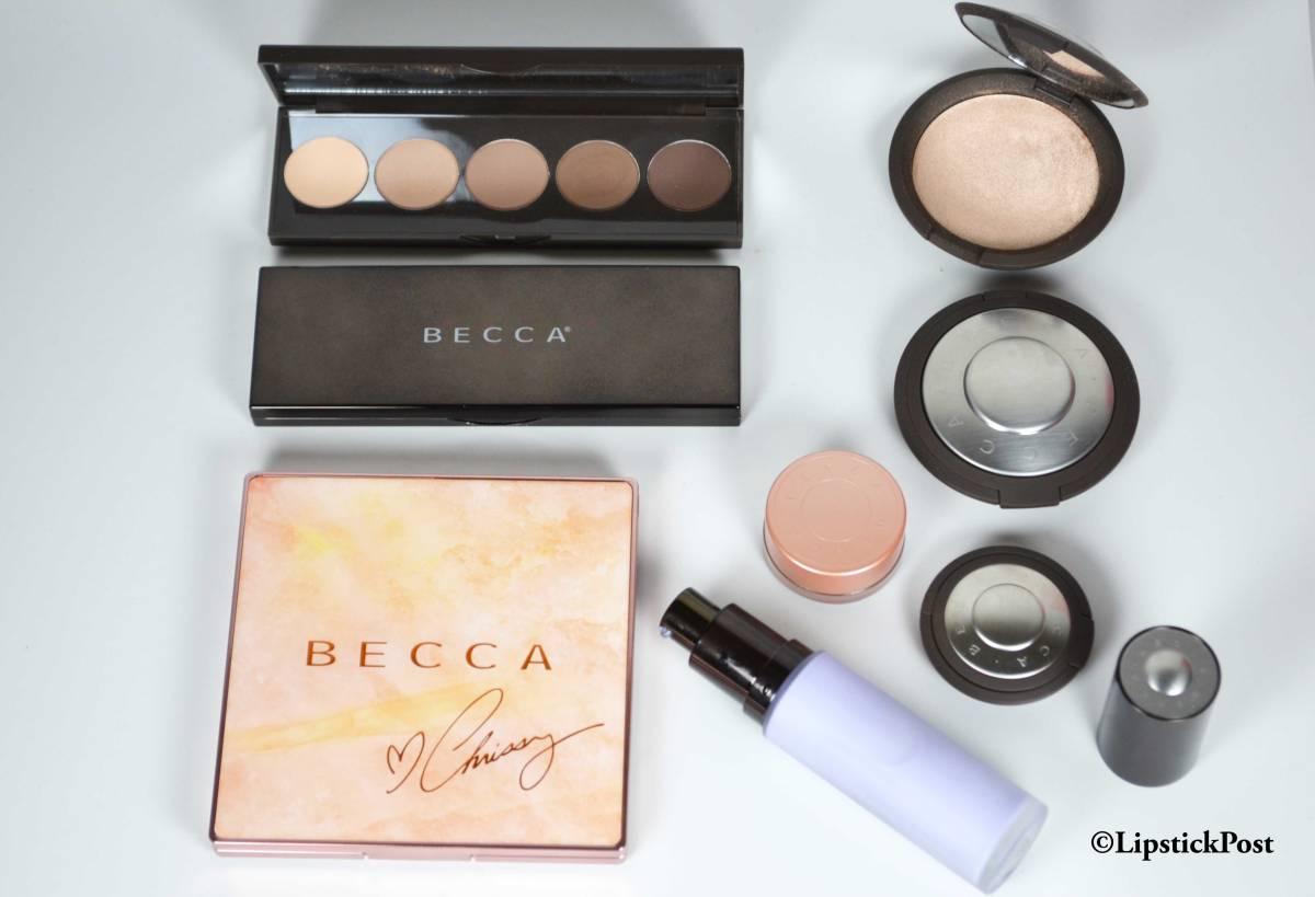 Becca Cosmetics: prodotti top, prodotti medi e un correttore davvero particolare