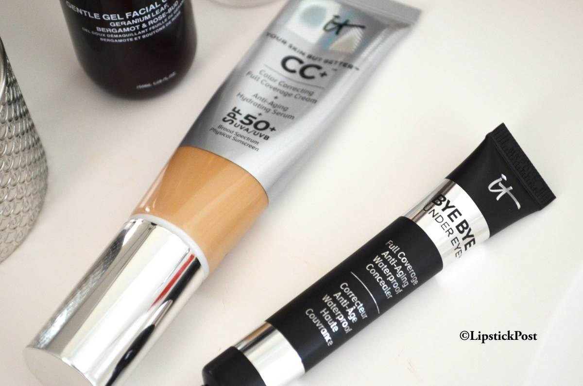 Rewiew: la CC+ Cream di IT Cosmetics