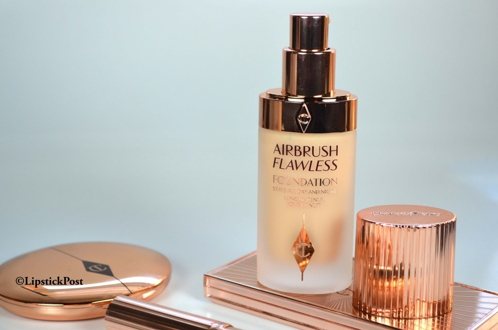Airbrush Flawless Foundation Charlotte Tilbury