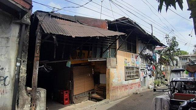 Rumah masa kecil Jayvee