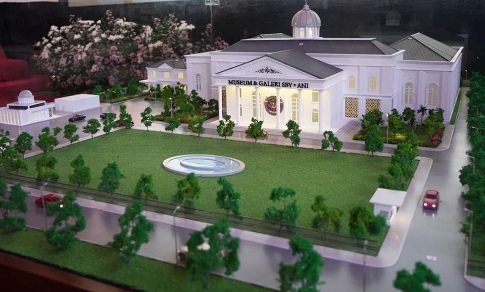 Hasil gambar untuk Heboh Hibah Rp9 Miliar Pemprov Jatim untuk Museum SBY-Ani