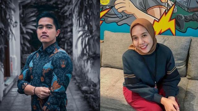 6 Potret Nadya Arifta, Wanita yang Dikabarkan Dekat dengan Kaesang Pangarep - Hot Liputan6.com